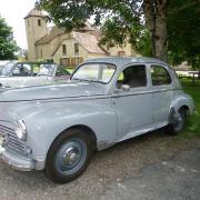 PEUGEOT 203A 1951