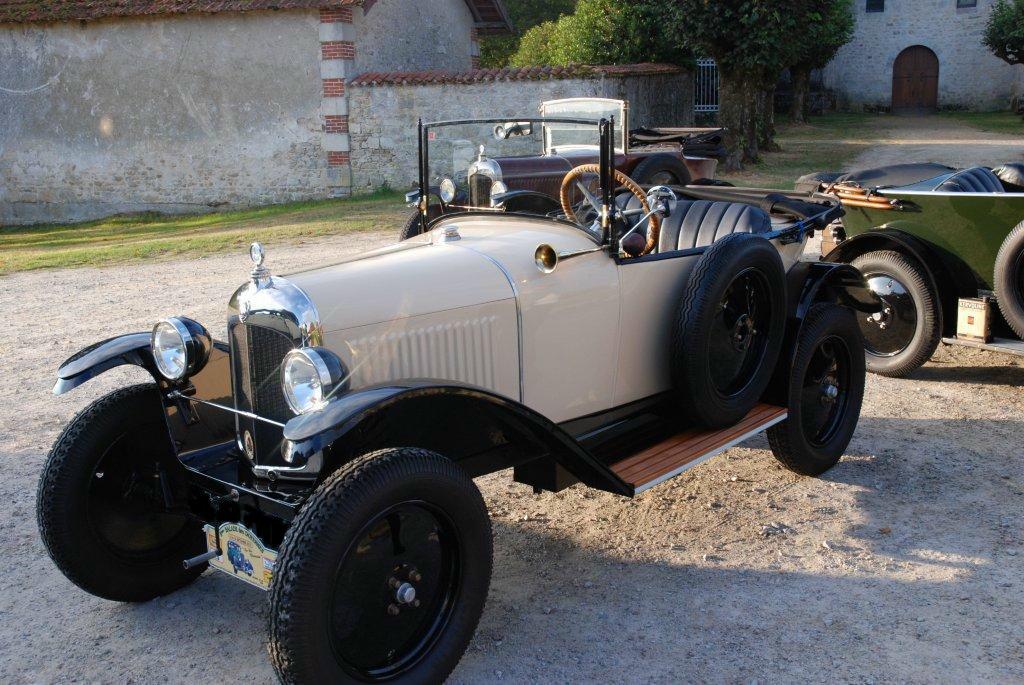 CITROËN 5HP 1923