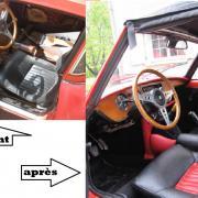 intérieur Spitfire 1500