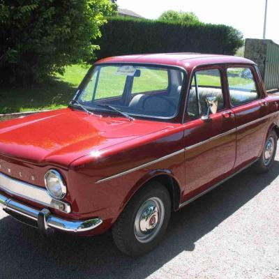 simca 1000GL 1965